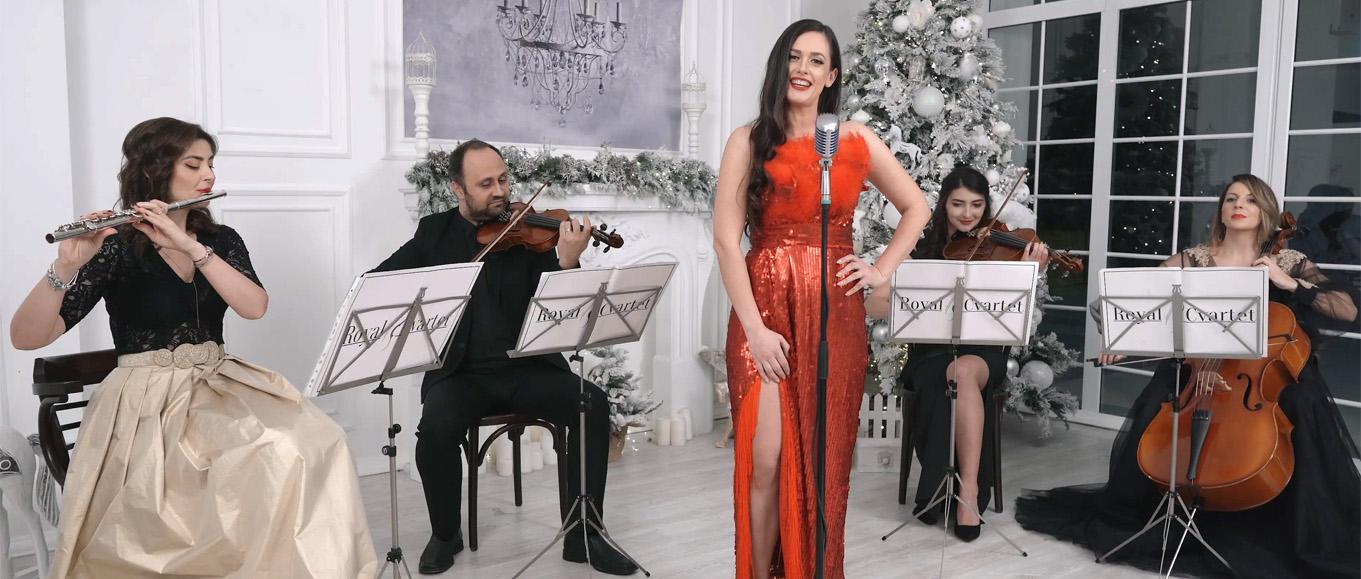 Teodora Botez & Royal Cvartet