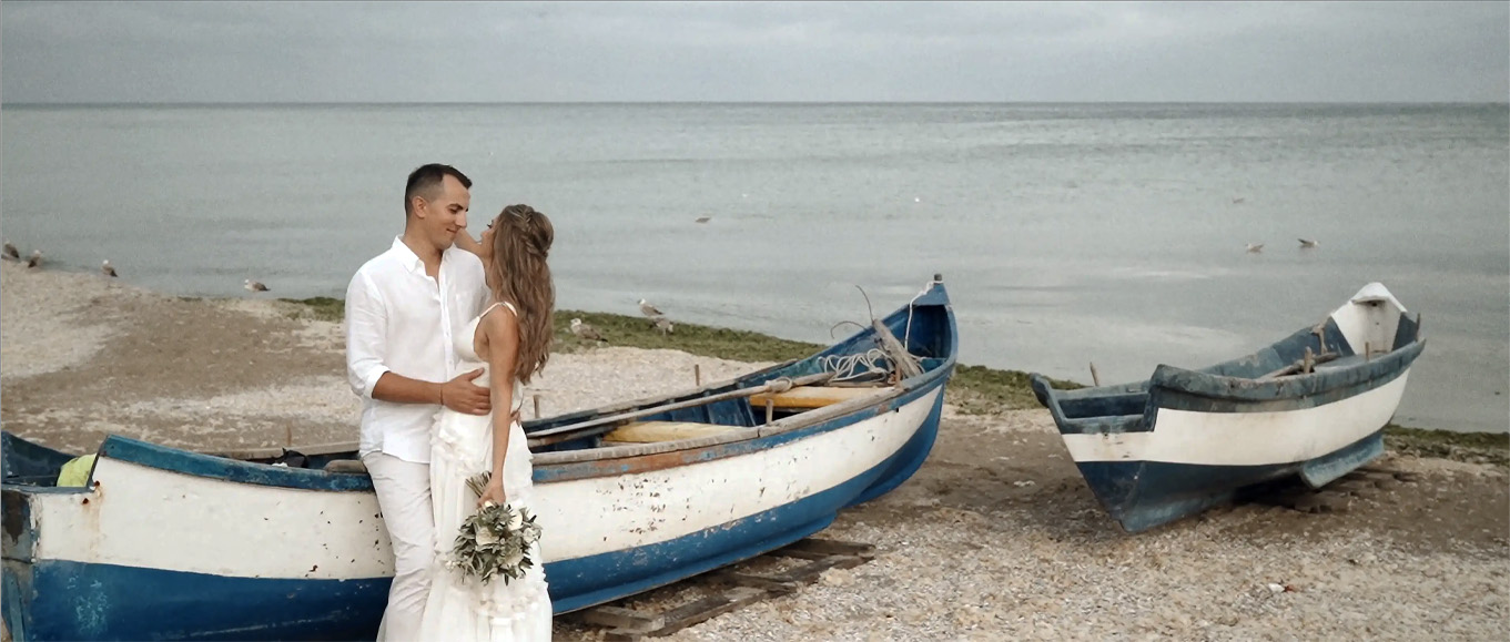 wedding zone nunta malul marii
